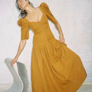 Mara Hoffman Phaedra dress size 4 pristine